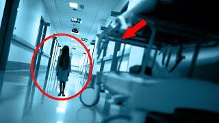 Ghost Spirits In A Hospital Caught On Camera!! Real Ghost Videos