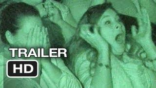 Paranormal Activity 4 TRAILER - Audience Reaction (2012) Horror Movie HD