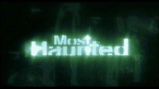 MOST HAUNTED Series 3 Episode 3 Edinburgh Vaults