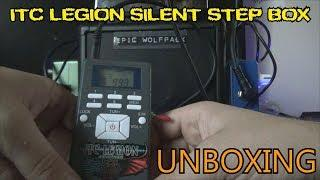 Unboxing My New ITC Legion Silent Step Ghost Box Hack (AND A GATEWAY SESSION!)