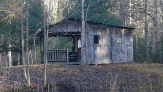#11 Evp's at abandoned cabin!