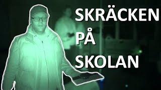 Spökjakt - Lärarbostad i Skärplinge  - LaxTon Spökjägare
