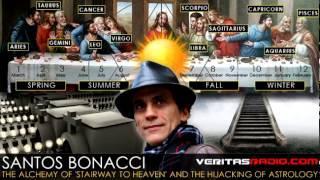 Santos Bonacci on VeritasRadio.com | The Alchemy of 'Stairway to Heaven' | Segment 1 of 2
