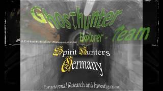 Trailer G.E.T & Spirit Hunters Germany / Kasematten Rastatt