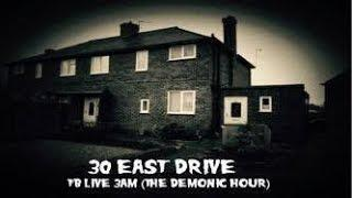 Project Paranormal 30 East Drive FB Live 3am (MUST WATCH) Great ITC Evidence.