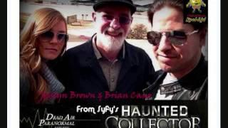 Haunted Collector's Brian Cano gets Punked by Jesslyn Brown on Paranormal Kool-Aid