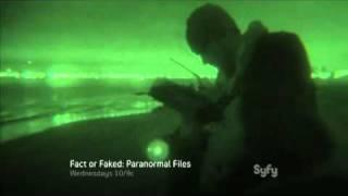 "Fact or Faked: Paranormal Files-- Episode 2.03 - ""Raining UFOs/Ectoplasmic Pic"""