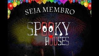 "Assunto Spooky Semanal - Programa ""Seja Membro"""