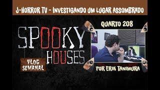 Análise Espiritual - J-HorrorTV - Quarto 208