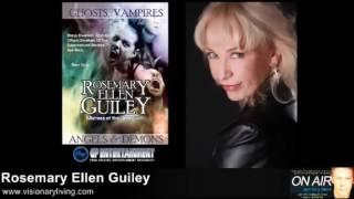 Rosemary Ellen Guiley speaks about The Shadow People and DJinn on TRUTH BE TOLD
