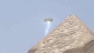 "Real Strange ""ALIEN"" Noises Heard Over the Skies   UFO Videos"