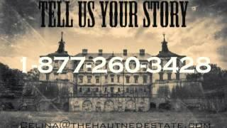 Growing Up Haunted - Ghost Stories - The Haunted Estate Podcast