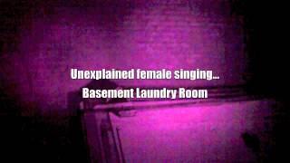 Preston Castle - Laundry Room Ghost Voice!