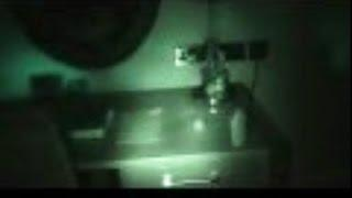 Chilling Real Life Paranormal Activity Caught On Tape - Something Is Touching My Ears