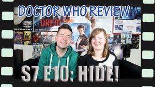 NEW Dr Who S7 E10: Hide! review