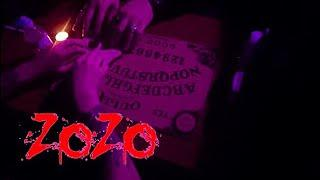REAL ZOZO OUIJA BOARD CONTACT ON FULL MOON NIGHT WITH EPIC INVESTIGATES (DEMON EVPS)