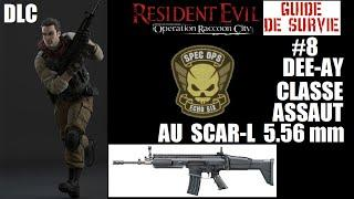 ☣ Resident Evil Operation Raccoon City #8 DLC SPEC OPS Dee-Ay au SCAR L
