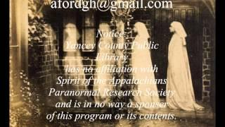 Tell Us Your Ghost Story 2015