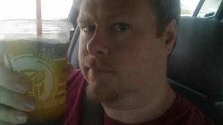 Reviewing The New Transformers Slushie At Sonic