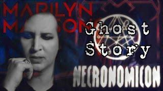 Marilyn Manson Demon & Ghost Story Analysis by John Razimus Pyramidikal Paranormal