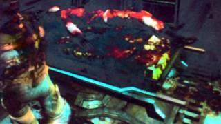 Εξωγήινοι στο διαστημόπλοιο (Dead space part1)