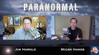 Ackroyd on UFOs and Bigfoot Takes A Nap - The Paranormal Report 102