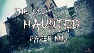 HAUNTED SPOTLIGHT: THE OLD DESERET PAPER MILL UTAH