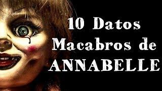 ANNABELLE: 10 Datos Macabros (Reales)
