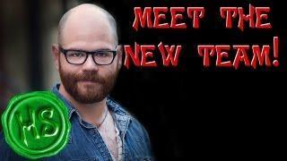 Meet the New Team! (HSPI Intro 01)