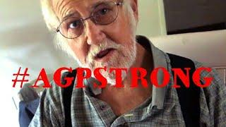 Angry Grandpa We Love you