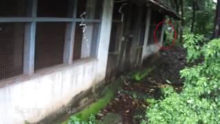 Real Scary Video  Ever !  Real Ghost Accidentally Caught on Camera From an Abandoned Place