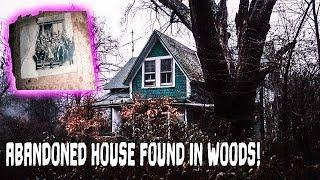 Abandoned House Found In the Woods