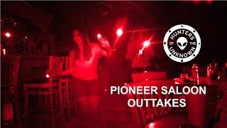 Outtakes at the Pioneer Saloon