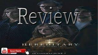 Review Hereditary (El legado del diablo) sin spoilers.