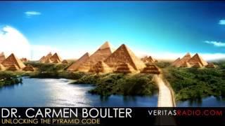 Veritas Radio - Dr. Carmen Boulter - Unlocking The Pyramid Code