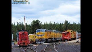 Western Pacific Railroad -  Museum Gallery Teaser Trailer