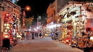 Live Music and Russian Prostitutes in Hurghada, Egypt.