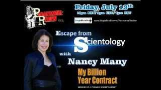 Paranormal Review Radio - The Cult of Scientology with Nancy Many