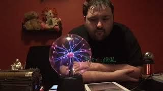 Dave Facebook Live plasma ball experiment