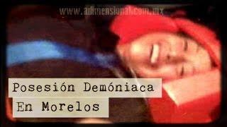 Impactante: Personas Poseídas por Demonío (Video Paranormal)