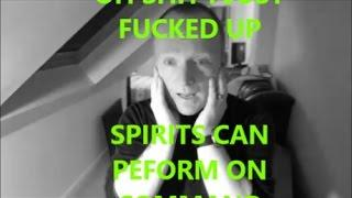 BRIAN HOLLOWAY SPIRITS CAN PERFORM ON COMMAND & HERE IS THE PROOF, TOLD YOU SO
