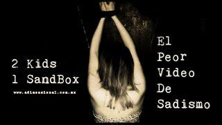 2 Kids 1 Sandbox: El Peor Video de Sadismo | No Loquendo | No Dross | No Mamen