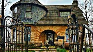 The Most Haunted House In America - Frank Shaver Allen Home