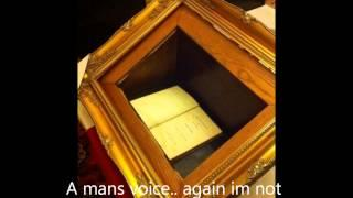 "ELECTRONIC VOICE PHENOMENON EVP "" MIND THE DOOR "" WORSLEY PARANORMAL GROUP"