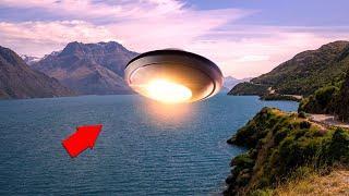 America's First UFO Sighting!! Amazing UFO Sightings In The Skies
