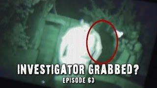 Ghost Hunting Video Captures Creepy Experience! (DE Ep. 63)
