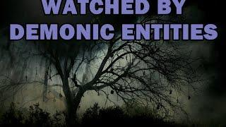 Real Ghosts Watching us at The Witches Woods | Vlog