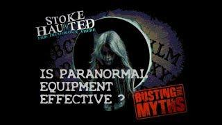 is paranormal kit effective & what should i buy