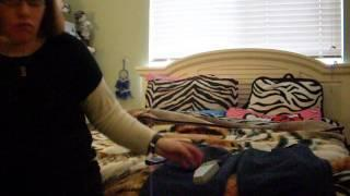 Nicole's Para-Vlogs part:2, spirit-box session in my room.