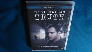 Destination Truth Season One Dvd Set Overview